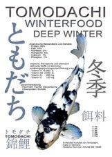 Koifutter, Winterfutter, Sinkfutter, Tomodachi Winterfood Deep Winter, sinkendes Koifutter für den Winter, 5 kg - 1