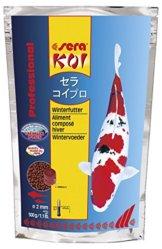 sera 07017 KOI Professional Winterfutter 500 g - Spezialfutter für Koi und andere wertvolle Teichfische bei Temperaturen unter 12 °C - 1